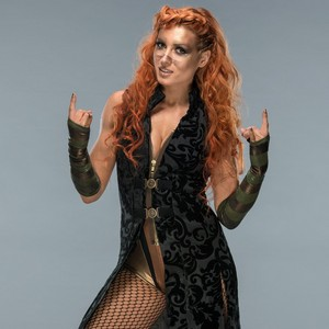 Wrestlemania 34 Ring Gear ~ Becky Lynch