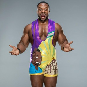 Wrestlemania 34 Ring Gear ~ Big E