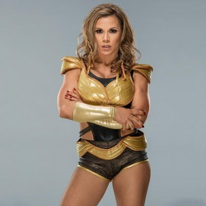Wrestlemania 34 Ring Gear ~ Mickie James