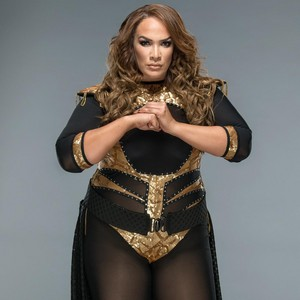 Wrestlemania 34 Ring Gear ~ Nia Jax