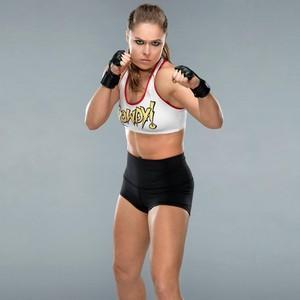 Wrestlemania 34 Ring Gear ~ Ronda Rousey