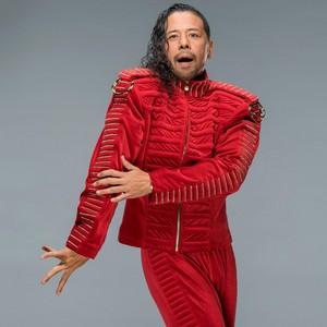 Wrestlemania 34 Ring Gear ~ Shinsuke Nakamura