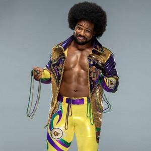 Wrestlemania 34 Ring Gear ~ Xavier Woods