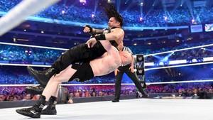 Wrestlemania 34 ~ Roman Reigns vs Brock Lesnar