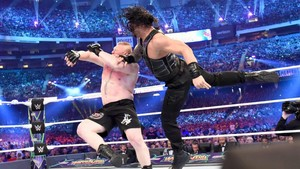 Wrestlemania 34 ~ Roman Reigns vs Brock Lesnar