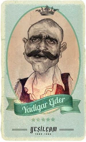 Yadigar Ejder- Yadigar Kuzu-Adnan Ayberk (1947 - 1992