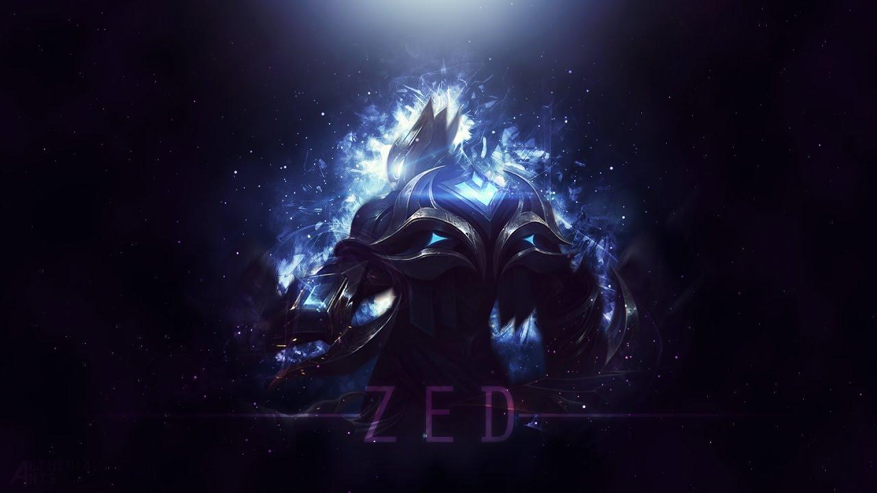 ZED - ZEDSHADOW0 Wallpaper (41286686) - Fanpop