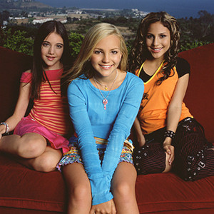 Zoey Dana and Nicole zoey 101