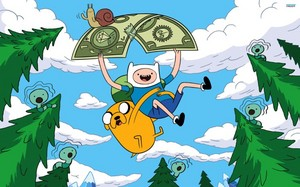 adventure time 15071 2880x1800
