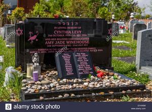 amy winehouse grave