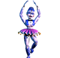 ballora  - five-nights-at-freddys wallpaper