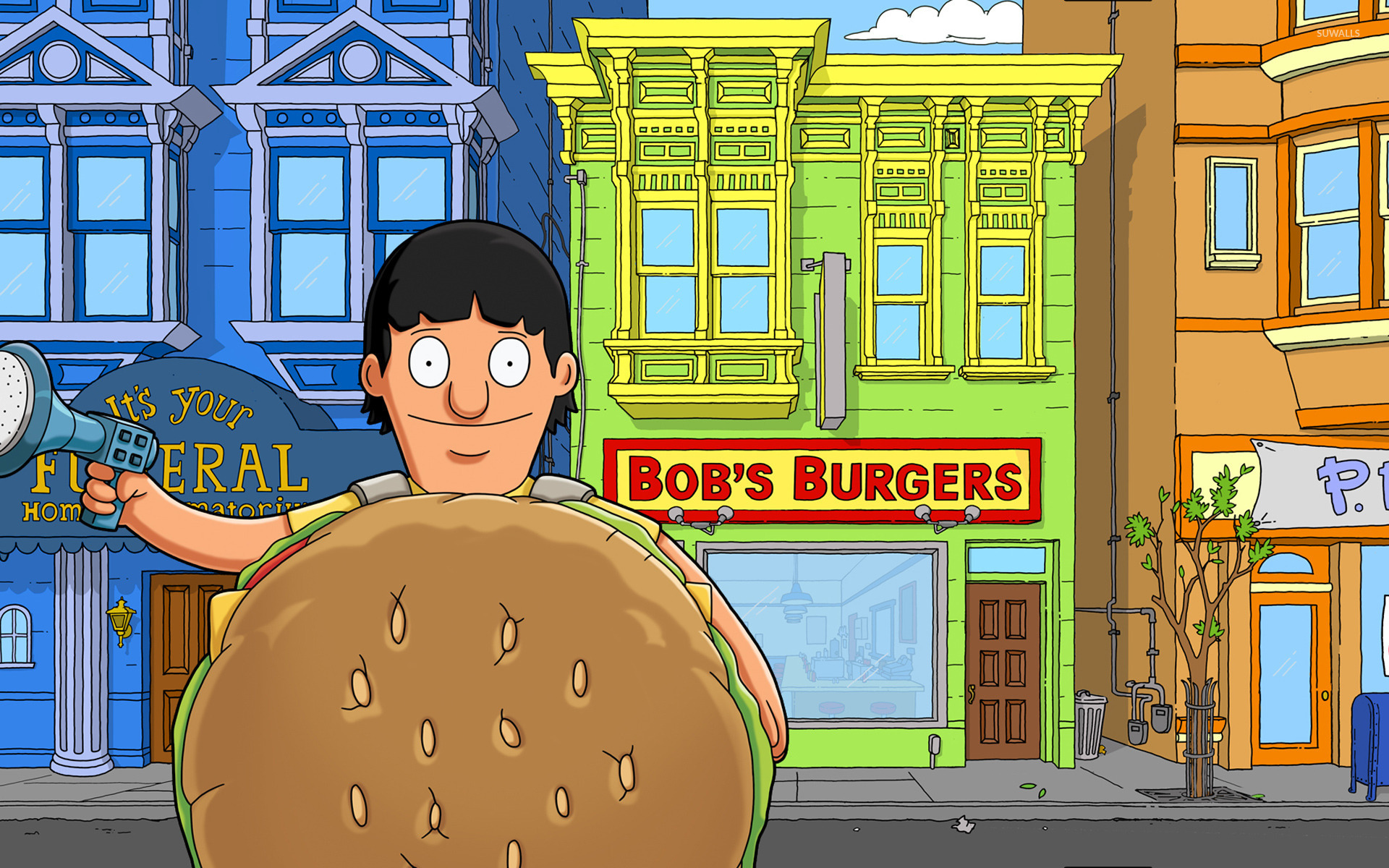 Bob S Burgers Wallpapers Ari Rachel Wallpaper