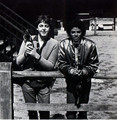 Michael And Paul McCartney  - michael-jackson photo