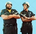 i due superpiedi quasi piatti bud spencer terence hill f4249