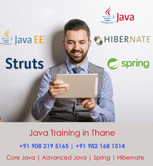 java training in thane