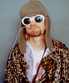 kurt for mrs cobain ღ