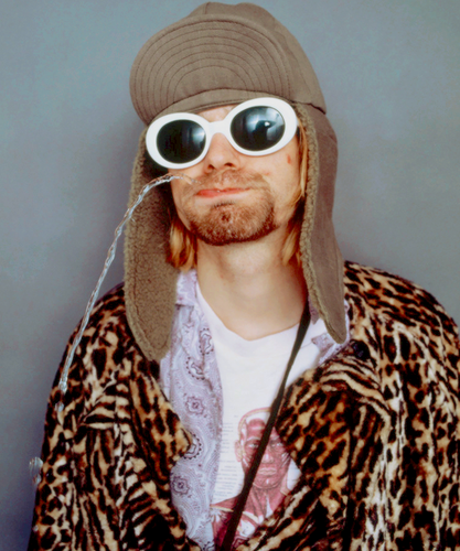 harry_ginny33 fondo de pantalla titled kurt for mrs cobain ღ