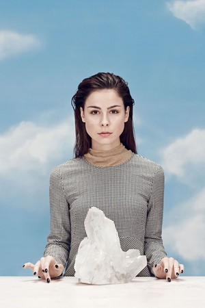 lena meyer landrut at crystal sky promo photoshoot 2