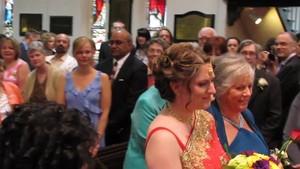 luke's sister Rebecca Macfarlane and Surya Quiterio Wedding, August 21st, 2010