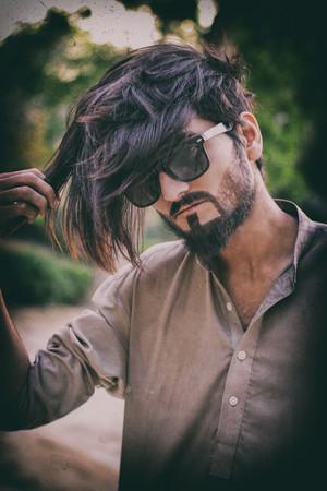 farooq shah new hairstyle 2018 boy