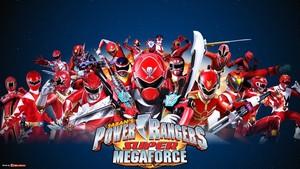 power rangers legendary