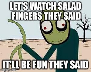 ensalada fingers memes