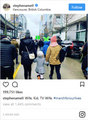 stephenamell: Wife, Kid, TV Wife. #marchforourlives - stephen-amell-and-emily-bett-rickards photo