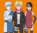 team 7  - anime photo