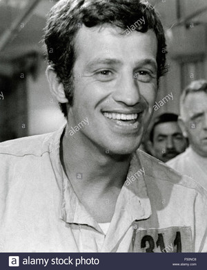 the french actor jean paul belmondo