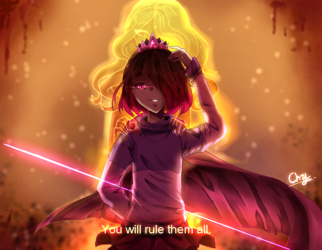 you will rule them all redraw by janineuy09 db60si8