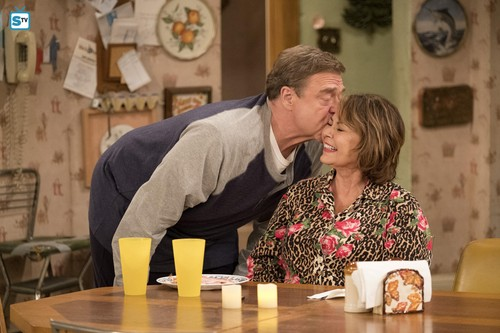 Roseanne fond d'écran entitled 10x08 - Netflix and Pill - Dan and Roseanne