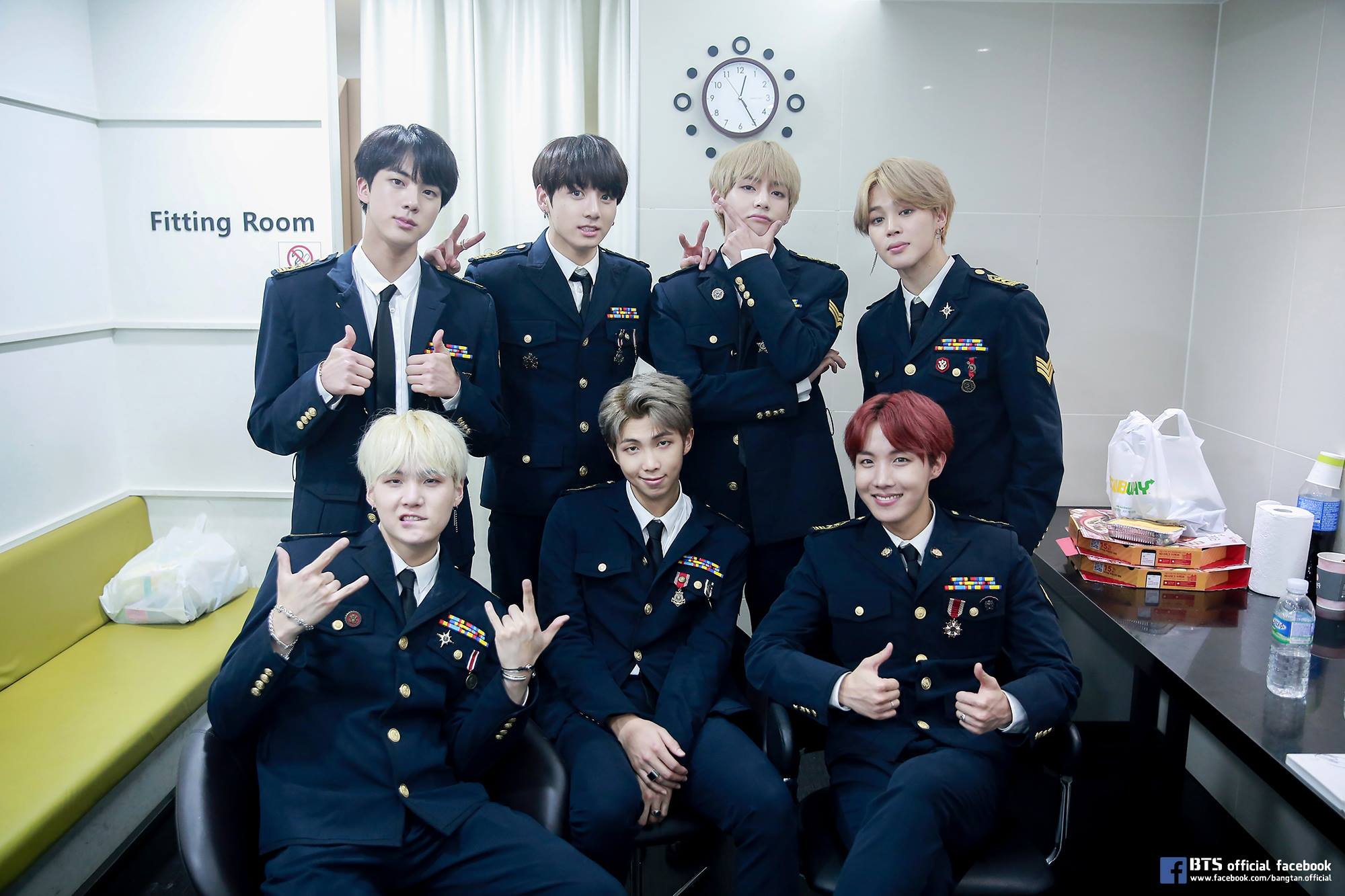 [2018 BTS FESTA] BTS Foto COLLECTION