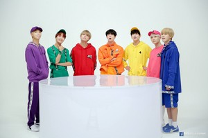 [2018 BTS FESTA] BTS تصویر COLLECTION