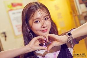 (G)I-DLE 'I AM' jaket Shooting Behind (Miyeon)