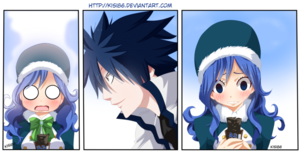 *Gray X Juvia : Fairy Tail*