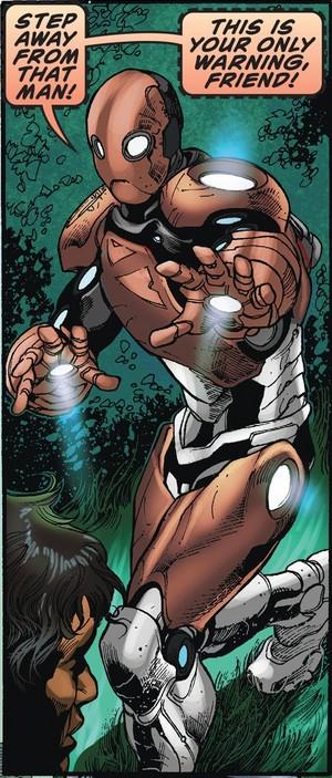 Machinehead Justice Incarnate member