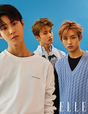 NCT 127 Elle Magazine May Issue 18