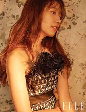 Park Shin Hye for Elle