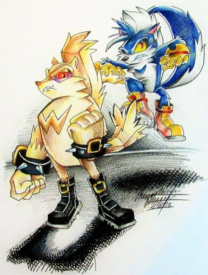 Rough and Tumble  (IDW Sonic Comics)