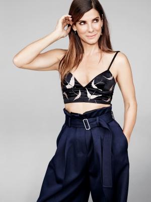 Sandra Bullock for Glamour