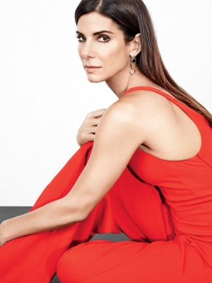 Sandra Bullock for Glamour