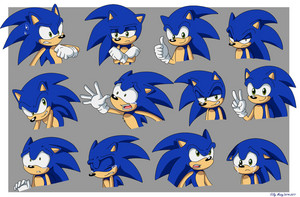 sonic s Expressions