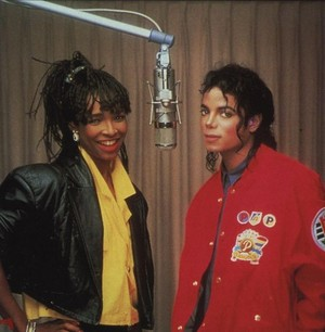 Michael And Siedah Garrett