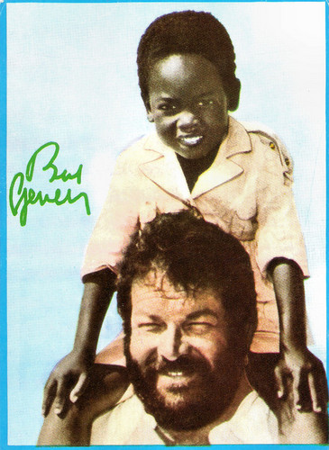 Bud Spencer fond d'écran called 15622200412 f
