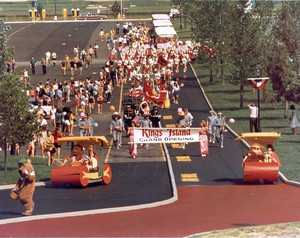 1972 Grand Opening Of King's Island