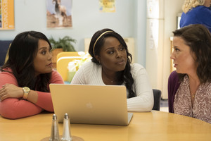 1x13 - Drenching Dallas - Mary, Stef and Michelle