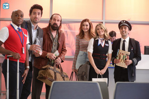 1x14 - Captain Dave's on a Roll - Bernard, Colin, Artem, Nichole, Ronnie and Alan