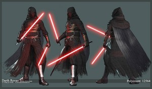 3D Darth Revan