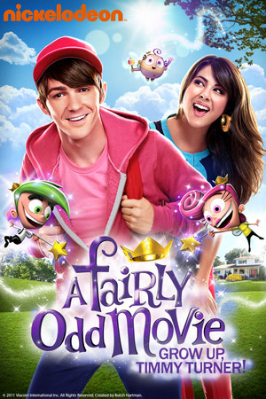 A Fairly Odd Movie: Grow Up Timmy Turner!