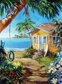 A Nice House On The Islands - cherl12345-tamara fan art